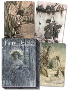 Book Cover: Fairy Oracle