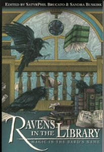 Book Cover: Ravens in the Library