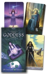 Book Cover: Triple Goddess Tarot