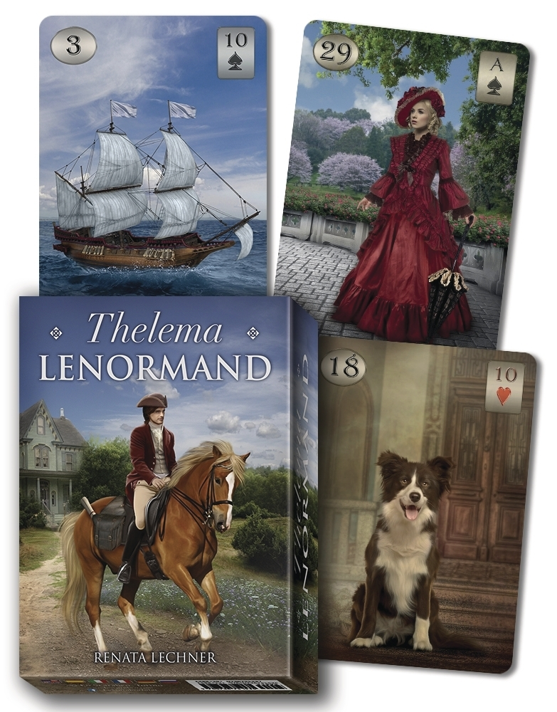 Book Cover: Thelema Lenormand