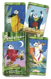 Book Cover: Panda Tarot