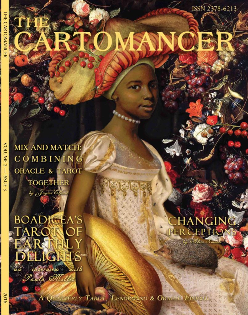 Book Cover: The Cartomancer, Vol 2, issue 3