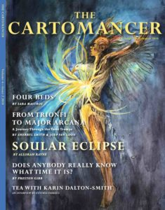 Book Cover: The Cartomancer, Vol 4, issue 2