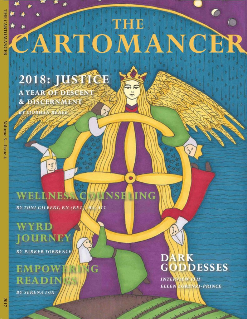 Book Cover: The Cartomancer, Vol 3, issue 4