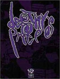 Book Cover: Destiny's Price