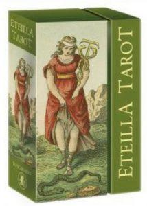 Book Cover: Etteilla Tarot Kickstarter Edition