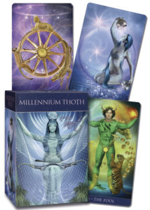 Book Cover: Millennium Thoth Tarot