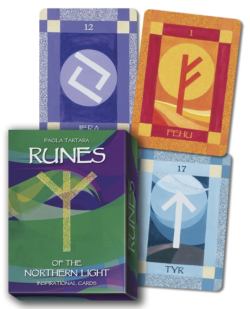 Book Cover: Runes of the Northern Light