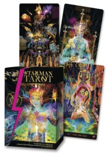 Book Cover: Starman Tarot