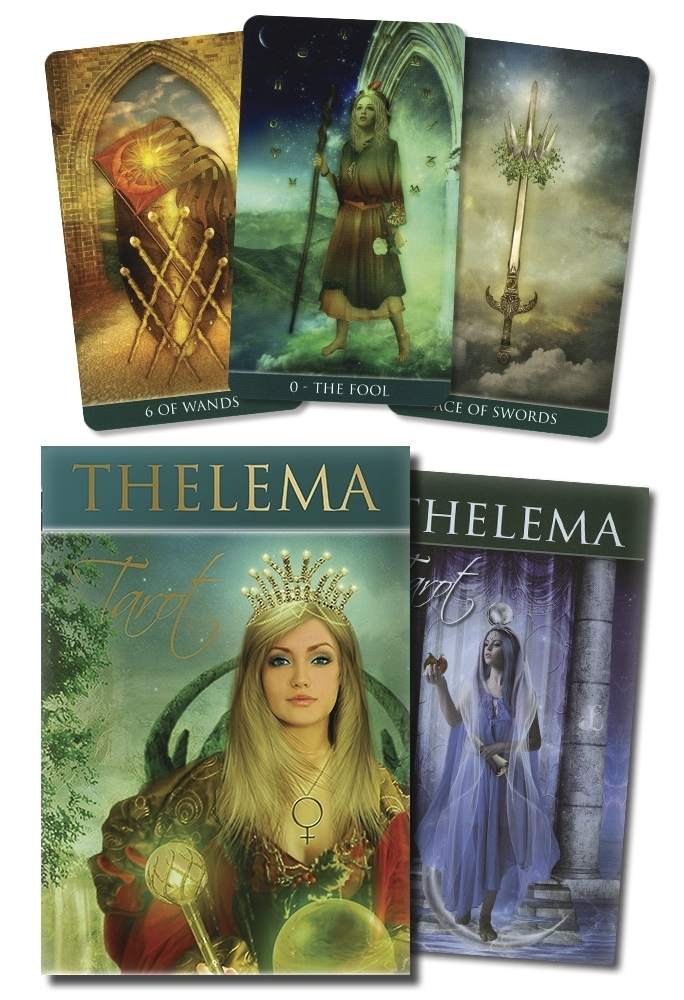 Book Cover: Thelema Tarot