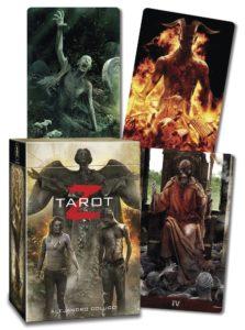 Book Cover: Tarot Z