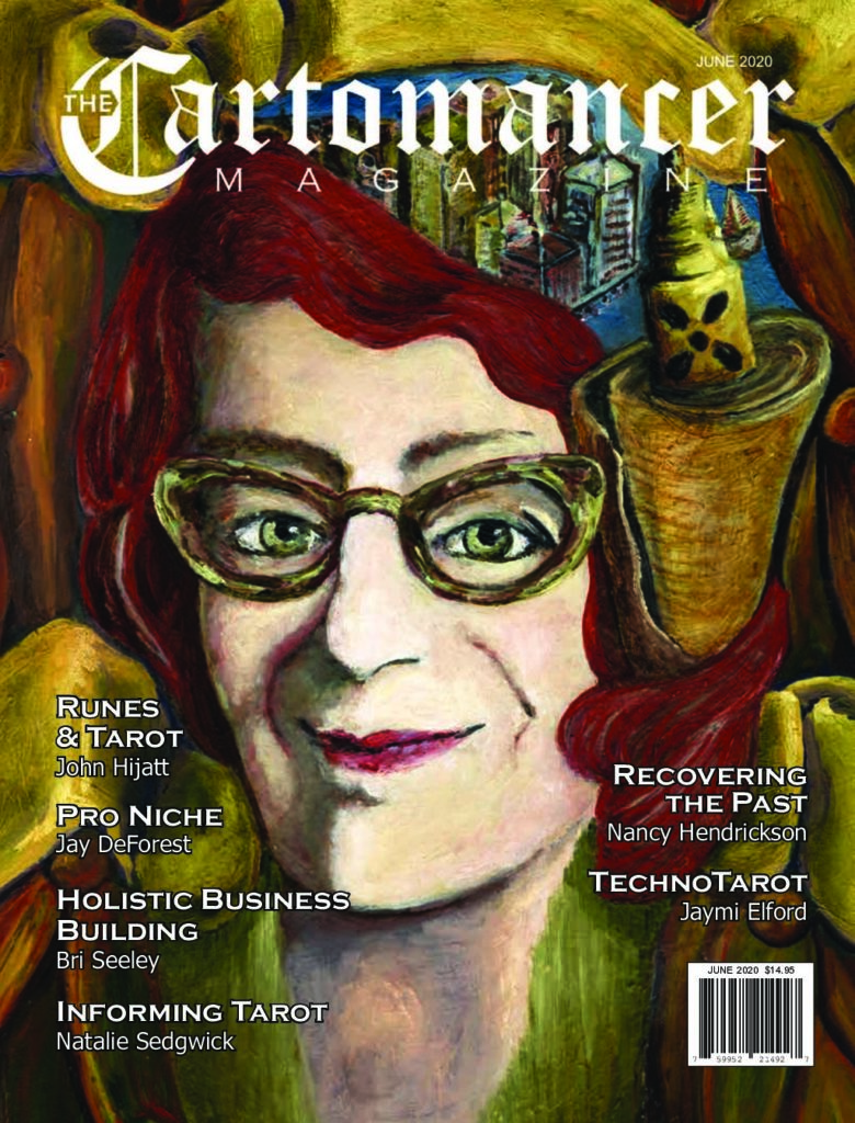 Book Cover: The Cartomancer June 2020 Issue