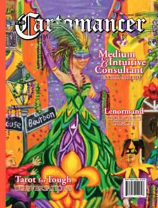 Book Cover: The Cartomancer September 2020 Issue