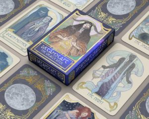 Book Cover: Dreamscape Oracle